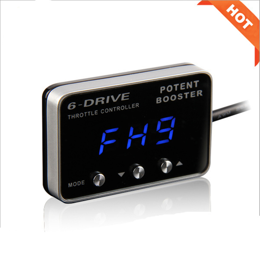 Car Genuine Spare Parts Diesel Engines Vehicle Throttle Controller Engine Throttle Accelerator
