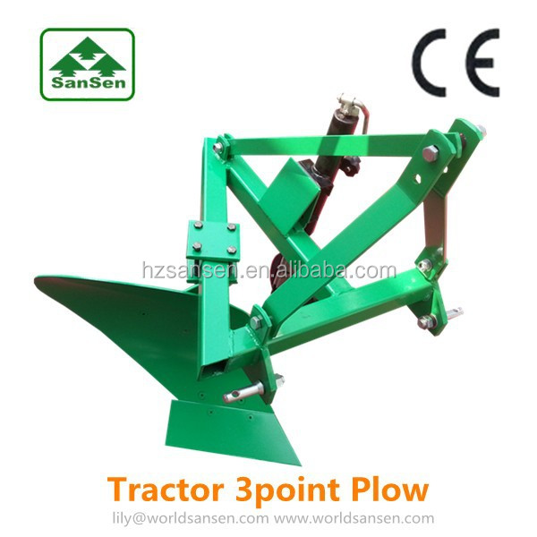 3 Point Hitch Tractor Plows : Point furrow plow for tractors agriculture machinery