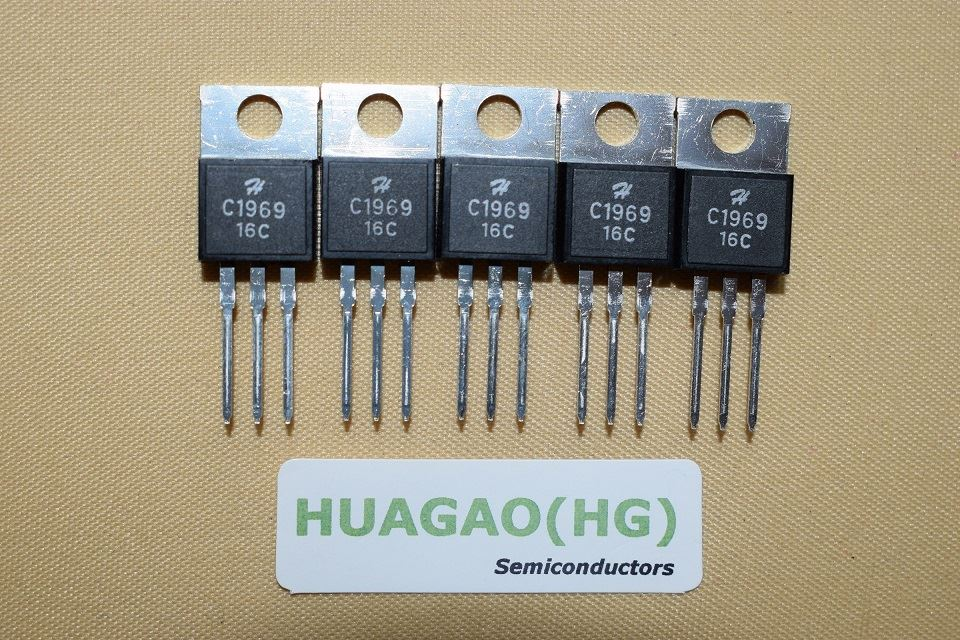 C1969 2SC1969 high frequency transistor Wuxi made in China (Shenzhen, Beijing,)