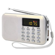 factory best hot sale pocket recharge mini Samll card speaker fm radio mp3 player with usb