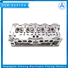 High End China Made Auto Cylinder Head Cnc Motorcycle Part Casting