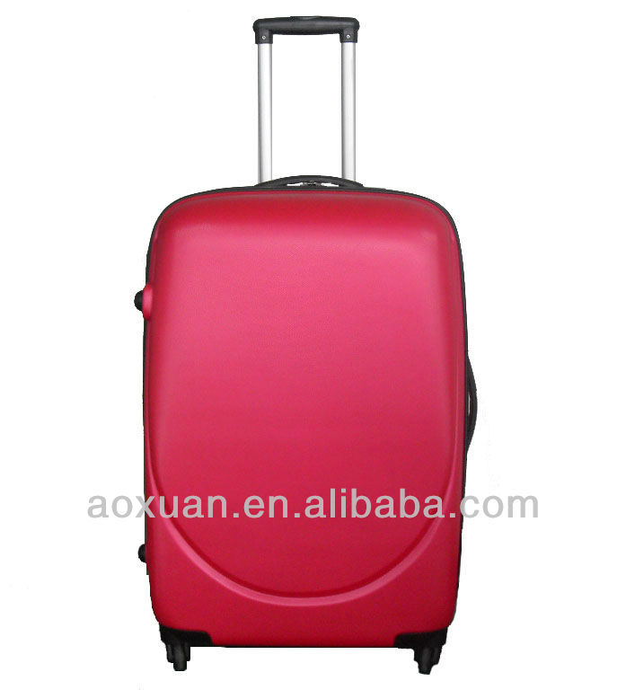 abs suitcase Hard Shell 4 Wheel Spinner Suitcase ABS Luggage Trolley suitcase