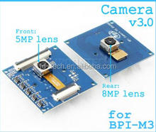 5 million BPI-M3 banana pi M3 camera module 8 million Banana PI M3 Camera board