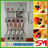 High efficiency and easy operation pizza maker automatic