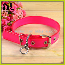 2014 china hot selling new pet magnetic canvas dog collar