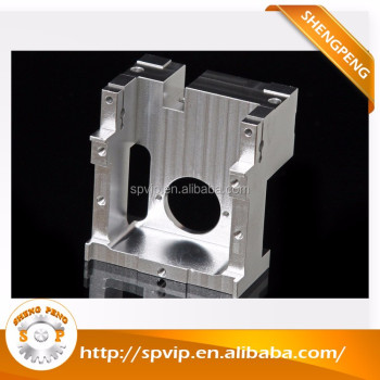 machining small metal parts cnc milling service customizing metal products