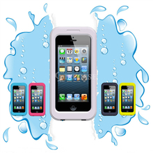 Hot sale waterproof case , underwater make phone touch screen waterproof case for iphone5C