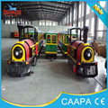 Reasonable price long good service life used trackless train for sale