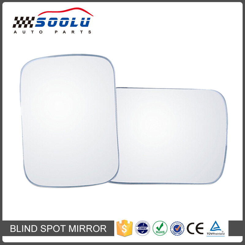 360 Degree Rotate Wide Angle Rear View HD Glass Convex Mirror for Car