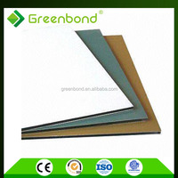 Greenbond aluminum composite panel recycling machine of ceiling foil with standard size acp sheet