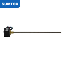 34mm motor length 310mm shaft length 28N.cm holding torque threaded rod nema 17 linear stepping stepper motor 1.8