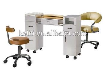 Nail technician tables buy used nail salon tables nail for Nail technician table