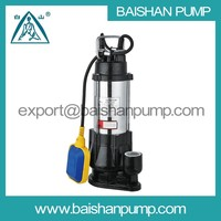Stainless Steel Pump Body And Electric Submersible Sewage Water Pumps