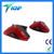 8SMD Bicycle Cycling Mountain Bike Light Laser Tail Light with 2 Safety RED Laser Lines Projectors Rear Safety Warning