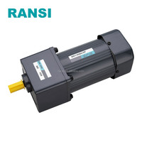 140W three phase 110v/220v/380v 40N.m ac induction motor