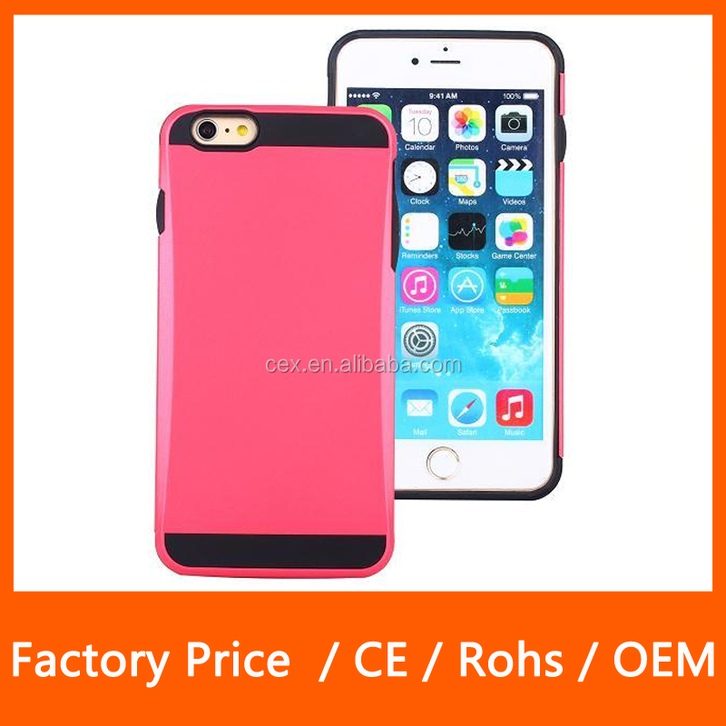 Silicone TPU Soft Case for iPhone6 6s 6Plus 6sPlus Colorful Soft Case 4.7 5.5inch
