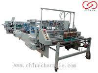 GIGA LXFG-2000 Glue Perfect Binding Machinery