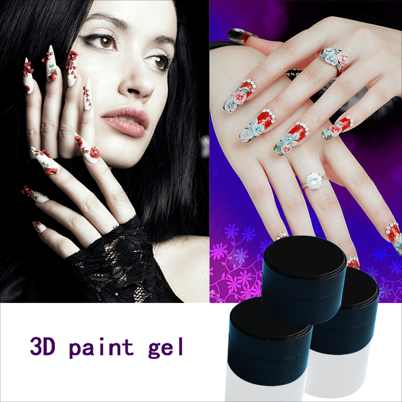 New arrival high quality free sample nail art paint <strong>gel</strong>,cheap nail art products
