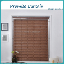 Light block classic office curtains and blinds