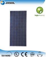 Top quality best price 280w poly pv module/solar panel with TUV CE certificate