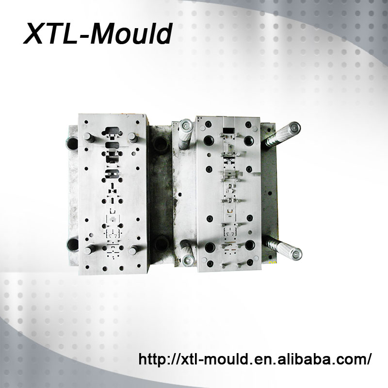 Calculator Plastic Injection Mould Manufacturer PA66 Polishing Molds for Plastic Injection