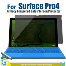 Anti-Spy Screen Protector for Laptop Microsoft Surface Pro4