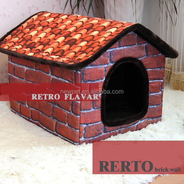 China goods hot sell waterproof l,xl pet house big model dog house