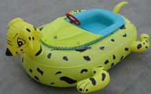 HI 2014 new inflatable boat|kids hand paddle boat|kids electric boat