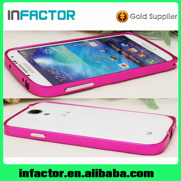 The most fashion metal bumper case for Samsung Galaxy S4 mini
