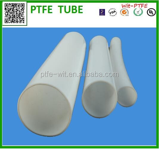 ISO/UL/ROHS/LFGB/ISO9001 Standard and daikin or domestic material,ptfe Material PTFE Hose and Tubing