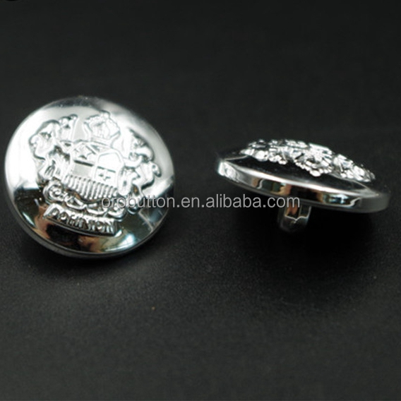 Fancy Eco-Friendly Shank Sewing Round ABS Button for shirt
