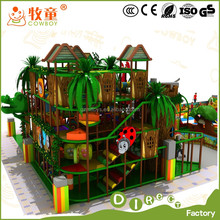 Guangzhou wholesale indoor playground jungle theme