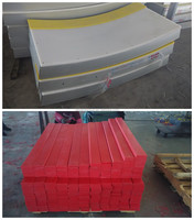 uhmwpe snowmobile skis uhmwpe sled