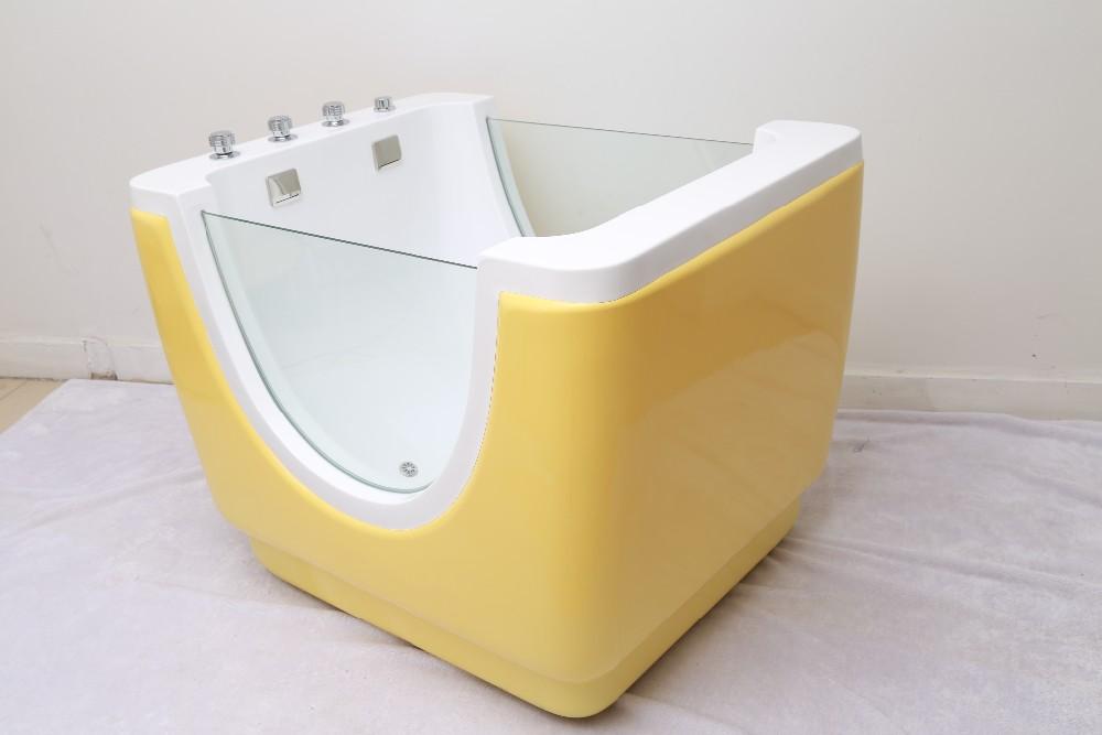 hs b07 baby massage bathtub acrylic baby bath tub baby. Black Bedroom Furniture Sets. Home Design Ideas
