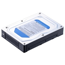 UNESTECH ST5520 Dual bay 2.5 to 3.5 inch SATA adapter ssd mobile rack internal hdd enclosure with RAID and tool free