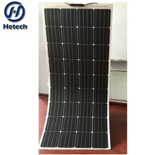 Available customized 5 years full warranty mono 150w flexible solar cell roll for roof solar system