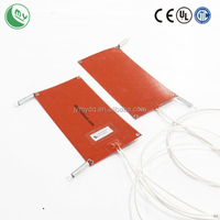 induction heating heater with cable oil specific heat