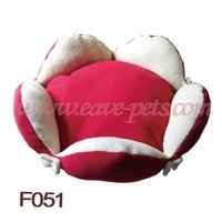 F051 Flower Shape Pet Dog bed Cat House Pet Products Factory