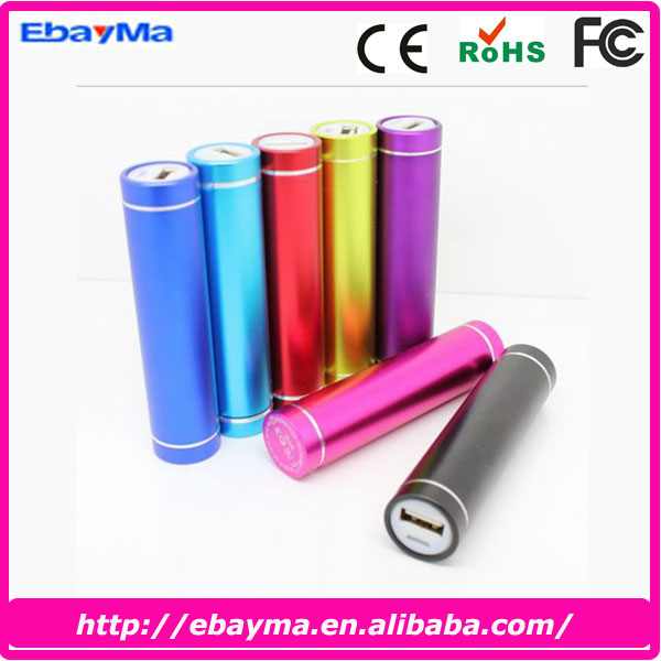 Promotional gift portable battery charger for huawei external battery
