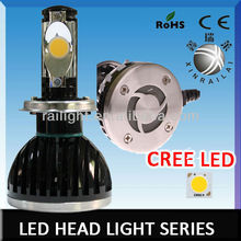 24w or 28w cree led Super Bright led headlight conversion h4 5000k high quality