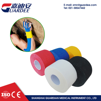 Therapy sport athletes porous 7.5cm*5m kinesiology tape