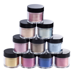 Newby factory offer FDA grade cosmetic pigment powder permanent makeup glitter pigment
