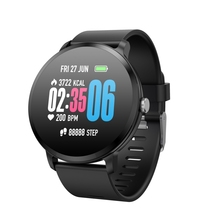 BTwear T11 2018 Wholesale Heart smartwatch kw18 smart watch sleep monitoring For IOS Android phone