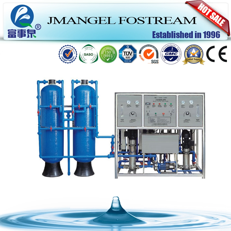 Direct sales USA DOW filter membrane seawater desalting machine