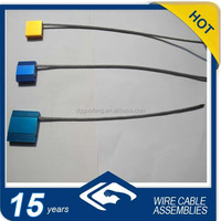 Colorful Cable Seal/3.5mm Steel Cable Seals with All Kinds of Color