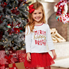 2017 Hot Sale Baby Girl Christmas
