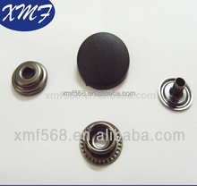 snap on buttons for sports garment