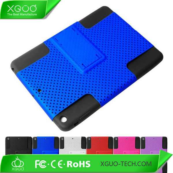 factory made for ipad air case silicone stand