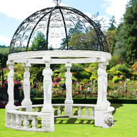 High Quality Used Gazebo for Sale (Customized Service is Available) GAB-004