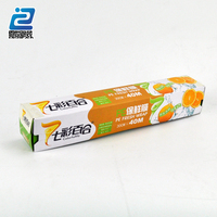 Wholesale alibaba newest plastic wrap film cling food packing rolls